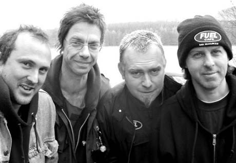 Subhumans UK Touching Down in Ontario, Quebec