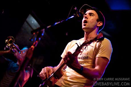 Sufjan Stevens Lee's Palace, Toronto, ON October 1