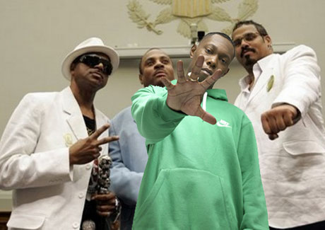 Sugarhill Gang to Collaborate with Dizzee Rascal
