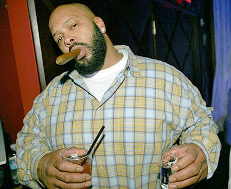 Suge Knight Arrested for Attempted Assault with Deadly Weapon