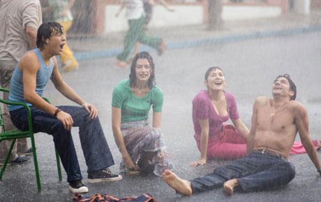 Summer Rain Antonio Banderas