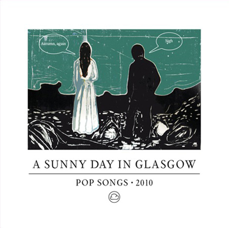 A Sunny Day in Glasgow to Release New LP, Share Digital Version for Free