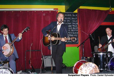 Sunparlour Players / Sheesham & Lotus The Black Sheep Inn, Wakefield QC November 14