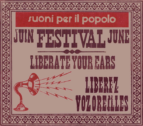 TV on the Radio, Jay Reatard, Pink Mountaintops, Isis To Play Suoni Per Il Popolo in June