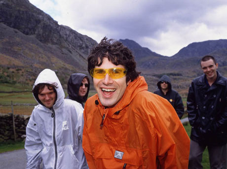 Super Furry Animals Dark Days/Light Years