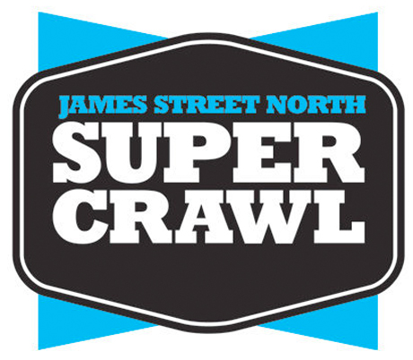 Hamilton's Supercrawl Announces Full Lineup with Basia Bulat, Junior Boys, Rah Rah