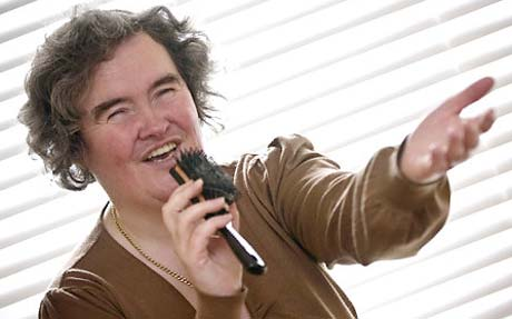 Robin Williams to Play Susan Boyle in Upcoming Biopic?