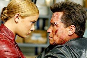 Terminator 3: Rise of the Machines Jonathan Mostow