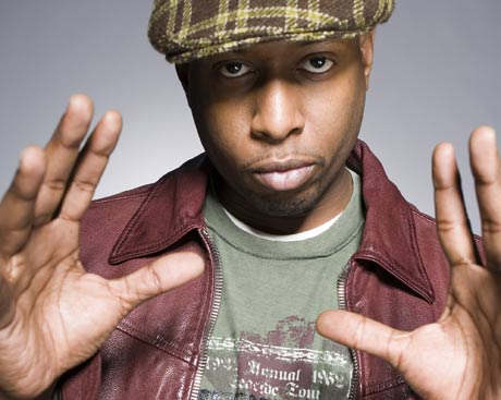Talib Kweli Right About Now