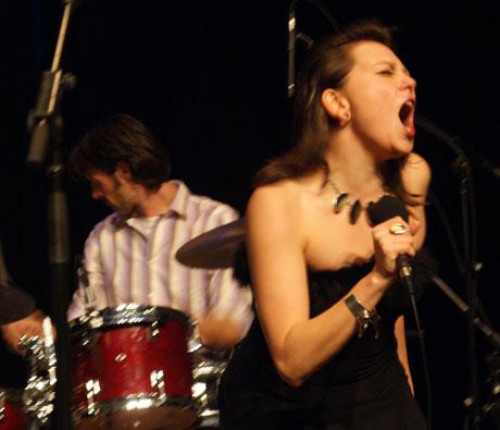 Apostle of Hustle and Tanya Tagaq Glen Gould Studio, Toronto ON November 7