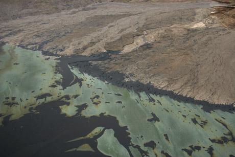 Petropolis: Aerial Perspective on the Alberta Tar Sands Peter Mettler