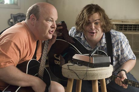 Tenacious D in The Pick of Destiny Liam Lynch