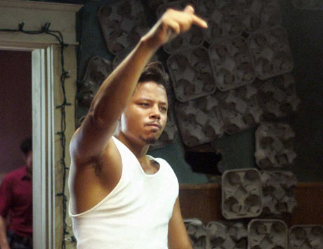 Terrence Howard Inks Record Deal