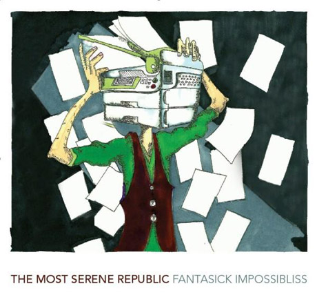 "Most Serene Republic ""Jelly Chamber"" (video)"