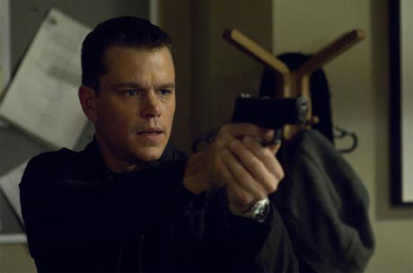 The Bourne Ultimatum Paul Greengrass