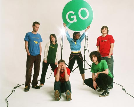 The Go! Team 'Grip Like A Vice""