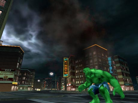 The Incredible Hulk: Ultimate Destruction Multi-platform