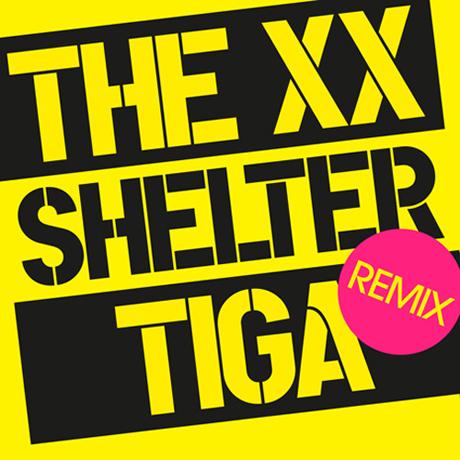 """<b>The XX</b> """"Shelter"""" (Tigaremix)"""