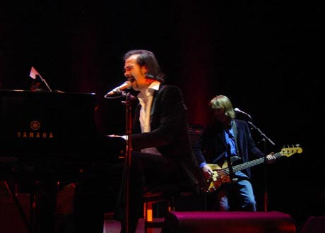 Nick Cave and the Bad Seeds The Abattoir Blues Tour