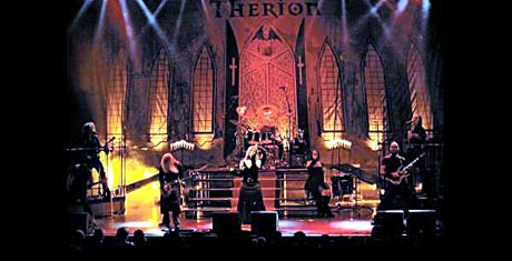 Therion Live Gothic