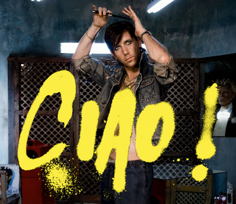 Tiga To Say <i>Ciao!</i> in April