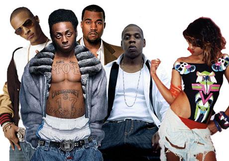 """T.I. Feat. Jay-Z, Kanye West & Lil Wayne """"Swagger Like Us (SLU)"""""""