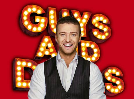 Justin Timberlake to Lead Guy Ritchie's Remake of <i>Guys and Dolls</i>?