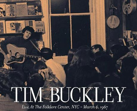 Unreleased Tim Buckley Material Unearthed