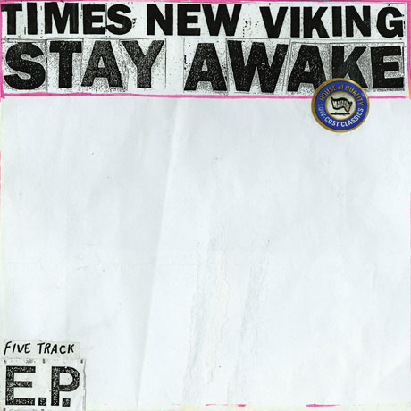Times New Viking Announce New EP, Fall Tour