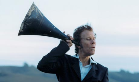 Tom Waits Working on New Studio Album