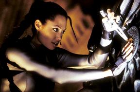 Lara Croft Tomb Raider: The Cradle of Life Jan de Bont