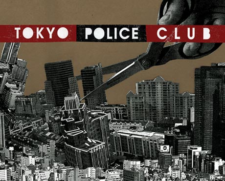 "Tokyo Police Club ""Your English is Good"""