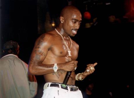 Tupac: Resurrection Lauren Lazin