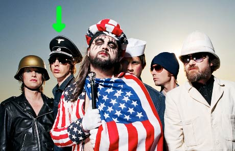 Turbonegro's Euroboy Diagnosed With Cancer