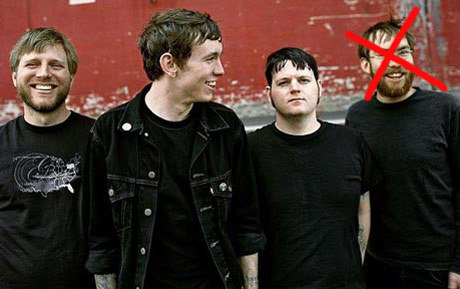 Drummer Warren Oakes Fired from Against Me!
