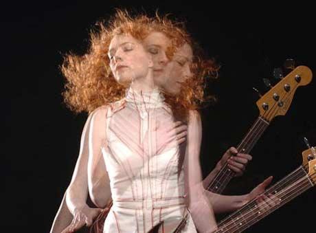 Hole Reunion a No-Go, Bassist Melissa Auf Der Maur says