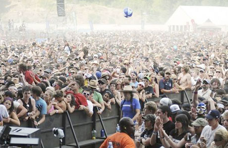 BC's Pemberton Festival May Not Return Until 2011