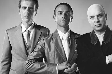Eno and Underworld Collaboration Pops Up on New Compilation