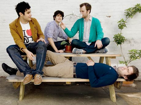 Vampire Weekend Added To Rogers Picnic