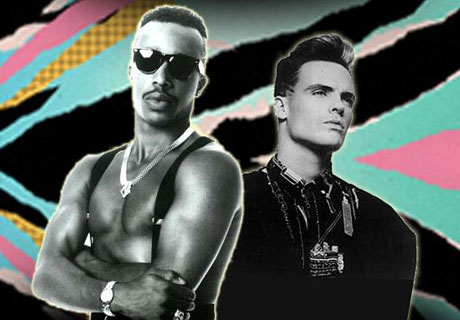 "MC Hammer and Vanilla Ice Join Forces for ""Hammer Pants and Ice"" Show"
