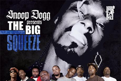 Various Snoop Dogg Presents The Big Squeeze