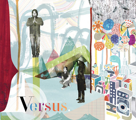 Versus to Release First New Album in Ten Years