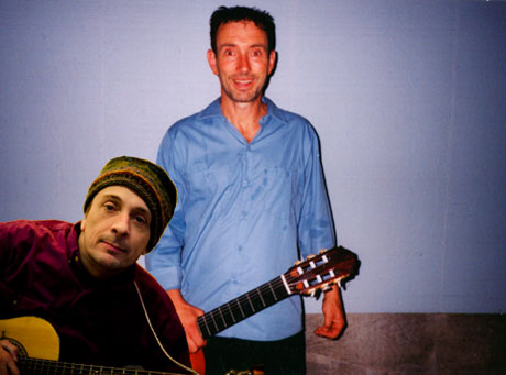 Jonathan Richman and Vic Chesnutt Team Up For North American Dates