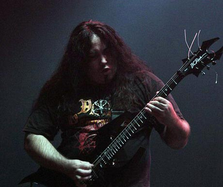 Vital Remains Evil Death Live