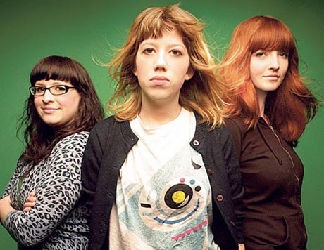 Vivian Girls Announce West Coast Tour with Best Coast, Play Vancouver