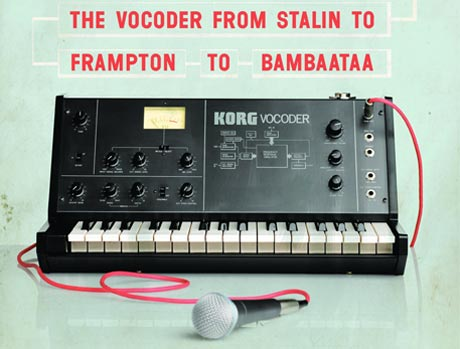 History of the Vocoder Explored in Upcoming Book