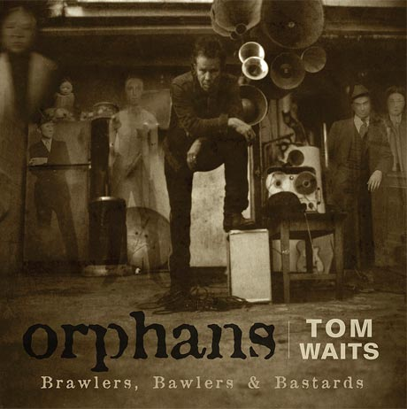 Tom Waits Reissues <i>Orphans: Brawlers, Bawlers & Bastards</i> As Extended Seven-LP Vinyl Package