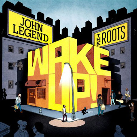 "John Legend & The Roots Live on <i>Fallon</i> / ""Wake Up"" (Arcade Fire Cover)"