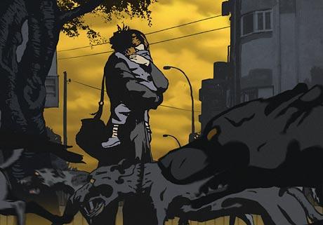 Waltz With Bashir Ari Folman