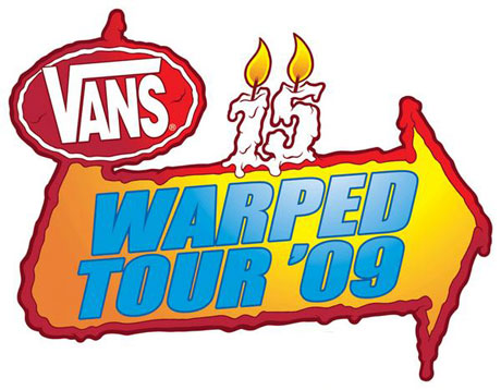 Warped Tour Reveals 2009 Dates, Initial Line-up